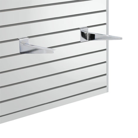 Slatwall Fittings Shelf Bracket - 250mm
