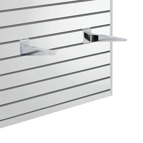Slatwall Fittings Shelf Bracket - 250mm