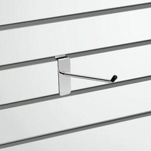 Slatwall Fittings Slatwall Hook - 150mm