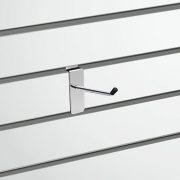 Slatwall Fittings Slatwall Hook - 100mm