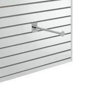 Slatwall Fittings Straight Bar - 300mm